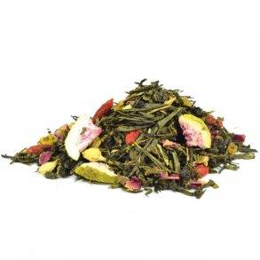 Smaksatt grønn te