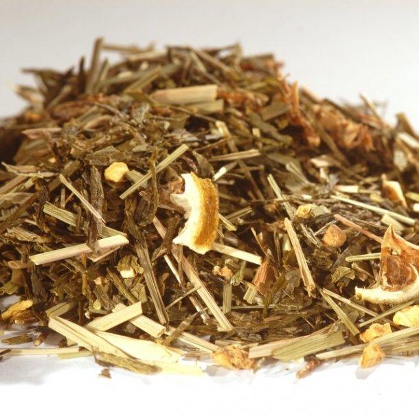 Yellow Tea Ginger Lemon