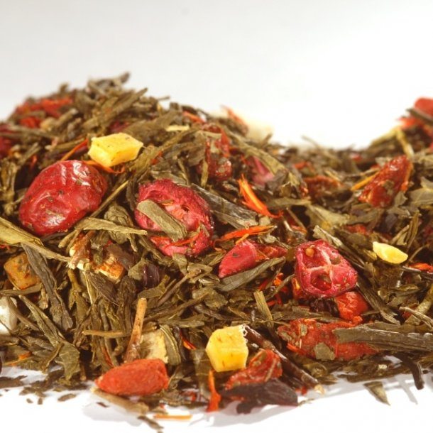 Yellow Tea Cranberry & Goji