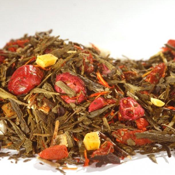 Yellow Tea Cranberry & Goji