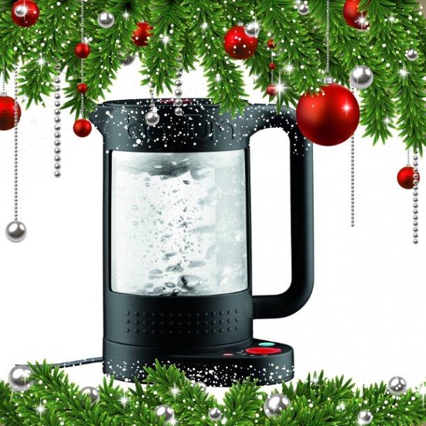 Bodum BISTRO Vannkoker med temperaturjustering 1,1 l
