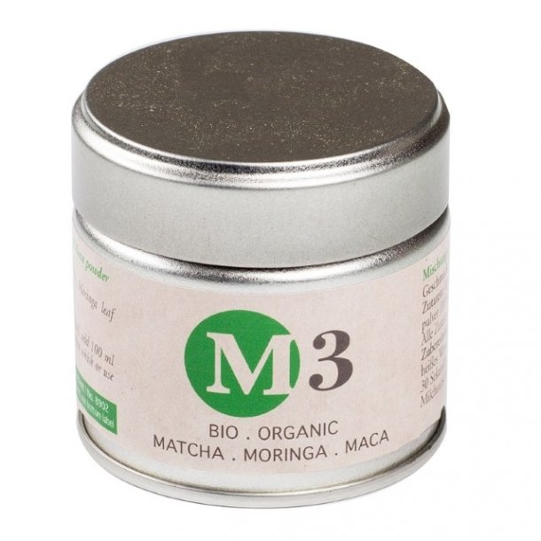 M3 Matcha Moringa Maca - PureTea™