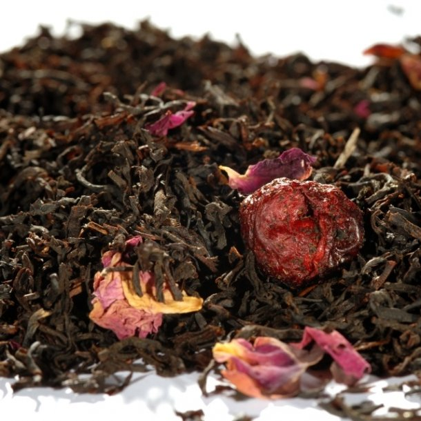 Black Tea Wild Cherry