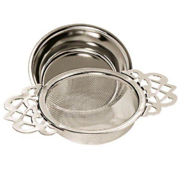 Tesil med skål