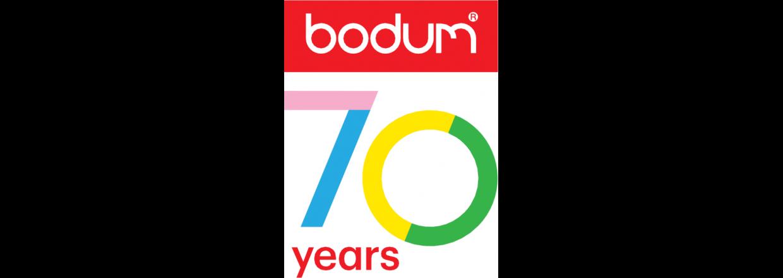 Bodum feirer 70-år og vi vil gjerne være med i feiringen og tilbyr knallpriser på enkelte produkter!